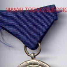 Militaria: ALEMANIA III REICH MEDALLA DE 12 AÑOS DE SERVICIO EN EL RAD. PARA HOMBRES.. Lote 17220577