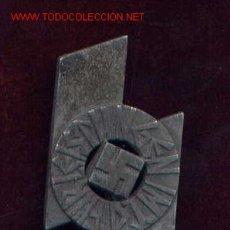 Militaria: ALEMANIA III REICH TÍTULO DEPORTIVO DE LAS DEUTSCHES JUGEND.VERSIÓN PLATA.. Lote 15370460