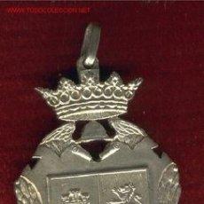 Militaria: MEDALLA PÉRITO MERCANTIL DE LA ÉPOCA DE FRANCO EN PLATA. Lote 26523460
