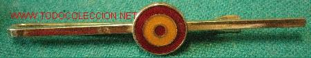 PASADOR DE CORBATA (Militar - Cintas de Medallas y Pasadores)