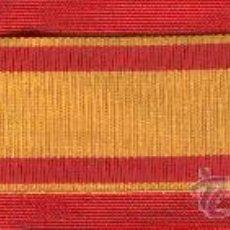Militaria: 2 MT.CINTA PARA MEDALLA MTO. NAVAL DISTINTIVO AMARILLO. Lote 46641938