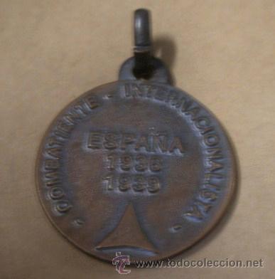 Militaria: Medalla Brigadas Internacionales, CUBA - Foto 2 - 5157953