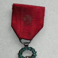 Militaria: MEDALLA ORDEN DE LA CORONA CRUZ DE CABALLERO ( BELGICA ). Lote 26664796