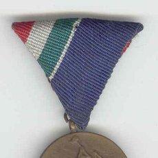 Militaria: HUNGRIA. REPUBLICA SOCIALISTA. MEDALLA DE LA PROTECCIÓN CONTRA LAS INUNDACIONES.. Lote 10346931