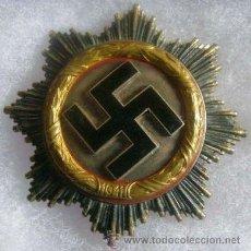 Militaria - Cruz Alemana. IIGM. Marcaje 20. - 27495634
