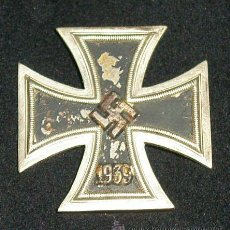 Militaria: CRUZ DE HIERRO 1939 1ª CLASE. IIGM.. Lote 26323247