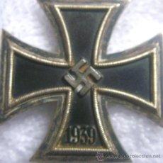 Militaria: CRUZ DE HIERRO 1939 1ª CLASE. ALEMANIA, IIGM. Lote 155299393