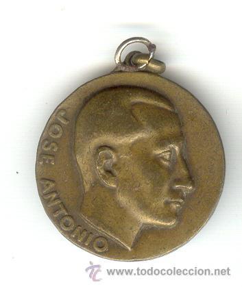 MEDALLA 1934-1959 XXV ANIVERSARIO SECCIÓN FEMENINA FALANGE JOSE ANTONIO PRIMO DE RIVERA (Militar - Medallas Españolas Originales )