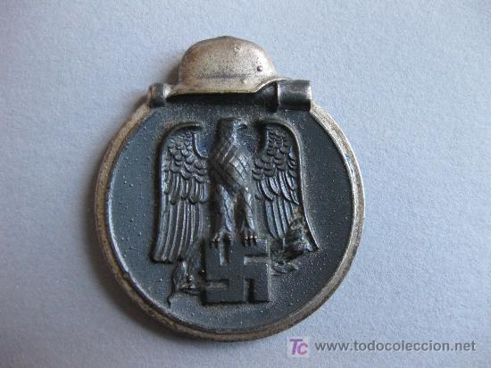 MEDALLA DE LA CAMPAÑA DE INVIERNO. DIVISION AZUL (Militar - Medallas Internacionales Originales)