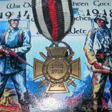 Militaria: CRUZ HONOR CON ESPADAS 1914/18(02). Lote 26998346