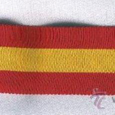 Militaria - 15 Cmts. CINTA MEDALLA DONANTES DE SANGRE para colocar medalla en pasdor de hebilla - 159609953