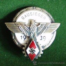 Militaria: ALEMANIA III REICH - MEDALLA GAUSIEGER 1939 - COPIA.. Lote 129028943
