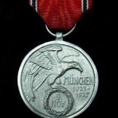 Militaria: MEDALLA DE HONOR DEL 9 DE NOV. DE 1923. ALEMANIA III REICH. Lote 25723206
