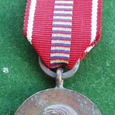 Militaria: RUMANIA 1941 - MEDALLA CRUCIADA IMPOTRIVA COMUNISMULUI.. Lote 26351721