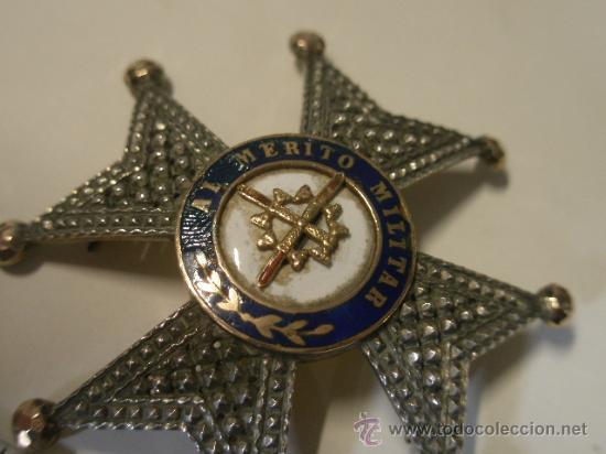 Militaria: Placa de San Fernando, fabricante Arellano 1856-1920 - Foto 2 - 24222839