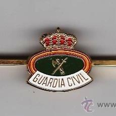 Militaria: AGUJA PASADOR DE CORBATA.- GUARDI CIVIL.- METAL. Lote 16015484