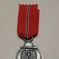 Militaria: MEDALLA CAMPAÑA DE INVIERNO DIVISION AZUL - IMOSTEN. Lote 27172861