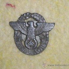 Militaria: DISTINTIVO DE POLICIA DE FRONTERAS III REICH. Lote 26696968