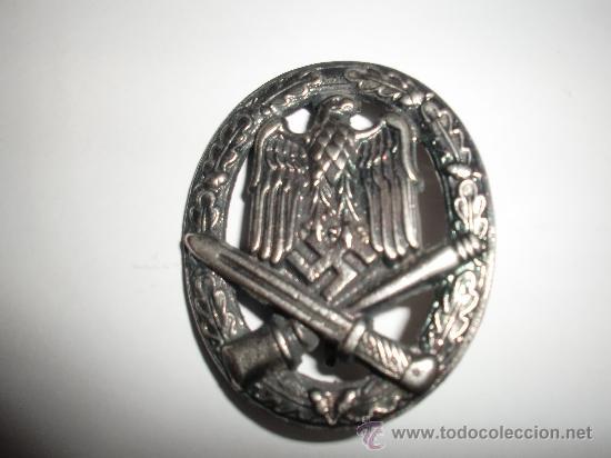 PLACA DE ASALTO GENERAL (REPRO) (Militar - Reproducciones y Réplicas de Medallas )