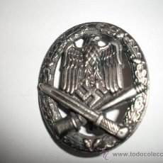 Militaria: PLACA DE ASALTO GENERAL (REPRO). Lote 26592964