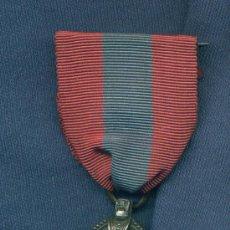 Militaria: THE IMPERIAL SERVICE MEDAL (STAR SHAPE). 1902. CONCEDIDA A GEORGE E. CHATFIELD. GEORGE V PERÍODO.. Lote 17233055