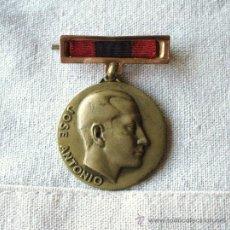 Militaria: MEDALLA ORIGINAL 1934-1959 XXV ANIVERSARIO SECCIÓN FEMENINA FALANGE JOSE ANTONIO .. Lote 19229368