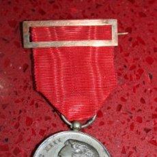 Militaria: MEDALLA ALFONSO XIII D.G. HISP. REX - 17 MAYO 1902. Lote 26757010