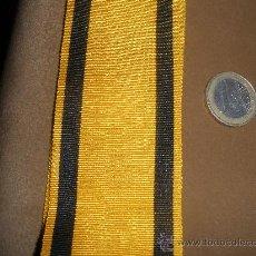 Militaria: CINTA ANCHA DE ORDEN CIVIL DE SANIDAD. Lote 107877720