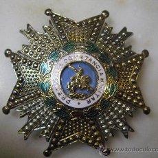 Militaria: MEDALLA MILITAR DE SAN HERMENEGILDO, PREMIO A LA CONSTANCIA MILITAR.. Lote 49236940
