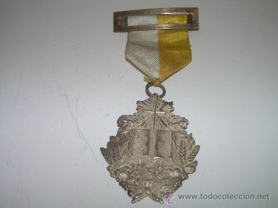 MEDALLA DE PLATA...AL MERITO (Militar - Medallas Españolas Originales )