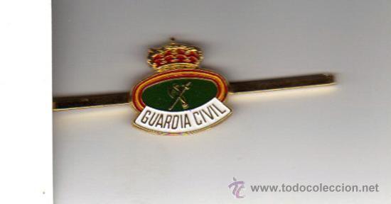 PASADOR DE CORBATA GUARDIA CIVIL (Militar - Cintas de Medallas y Pasadores)