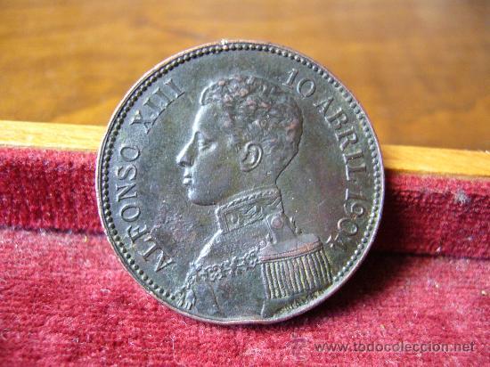 Militaria: Medalla de los Somatenes de Cataluña - época Alfonso XIII - Foto 2 - 40557393