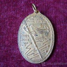 Militaria: MEDALLA MILITAR ALEMANA - 1914 / 1918 - PRIMERA GUERRA MUNDIAL. Lote 27488197