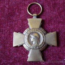 Militaria: MEDALLA MILITAR FRANCESA - PRIMERA GUERRA MUNDIAL. Lote 27541028