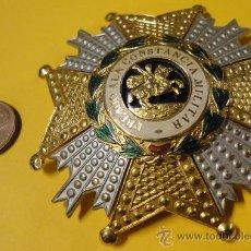 Militaria: PLACA DE SAN HERMENEGILDO. Lote 21500407