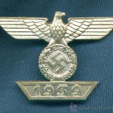 Militaria: ALEMANIA III REICH. SPANGE DE LA CRUZ DE HIERRO DE1ª CLASE. MUY BUENA REPRODUCCIÓN DE LOS AÑOS 70-80. Lote 21688265