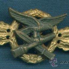 Militaria: ALEMANIA III REICH. LUFTWAFFE. INSIGNIA DE PILOTO. MUY BUENA REPRODUCCIÓN. Lote 21920013