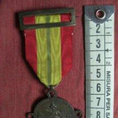 Militaria: MEDALLA CENTENARIO DE CÁDIZ. CREADA EN 1910.. Lote 26807974
