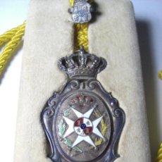 Militaria: MEDALLA DE SANIDAD MUNICIPAL. ÉPOCA DE ALFONSO XII O XIII. . Lote 26851676