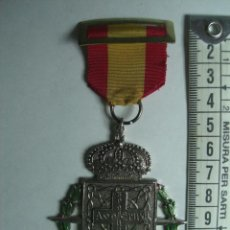 Militaria: MEDALLA DE NAVARRA EN EL XXV ANIVERSARIO DEL ALZAMIENTO. 1936- 1961. . Lote 26913980