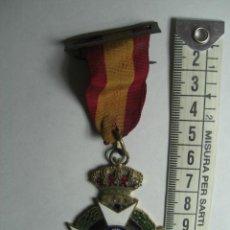 Militaria: MEDALLA DE LAS DAMAS DE SANIDAD MILITAR.. Lote 26914005