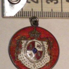 Militaria: MEDALLA DE PLATA/ DISTINTIVO. MONÁRQUICA. A CATALOGAR. ÉPOCA DE ALFONSO XIII. . Lote 27590456
