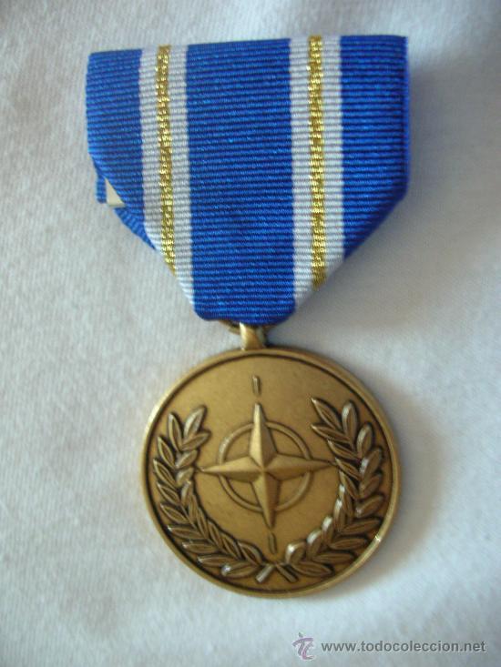 Militaria: Lote de medallas ONU OTAN - Foto 3 - 27354937