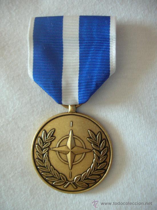 Militaria: Lote de medallas ONU OTAN - Foto 4 - 27354937