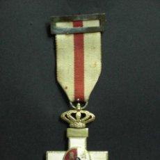 Militaria: MEDALLA DEL MERITO MILITAR DISTINTIVO BLANCO. 1ª ÉPOCA DE JUAN CARLOS I.. Lote 27408673