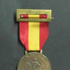 Militaria: GUERRA CIVIL. MEDALLA DE LOS VOLUNTARIOS DE VIZCAYA.. Lote 25826199