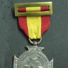 Militaria: GUERRA CIVIL. MEDALLA DE LOS VOLUNTARIOS DE NAVARRA. . Lote 27368631