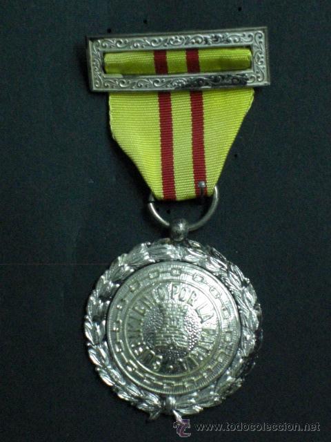 MEDALLA SUFRIMIENTOS POR LA PATRIA, PARA EXTRANJEROS. (Militar - Medallas Españolas Originales )