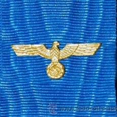 Militaria: AGUILA PARA LA MEDALLA DE 12 AÑOS DE SERVICIO EN EL EJÉRCITO WH- ALEMANIA 2ª G.M.. Lote 24925494