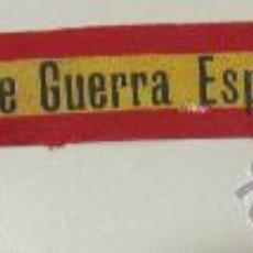 Militaria: CINTA DE LA MARINA DE LA GUERRA ESPAÑOLA. Lote 26101223
